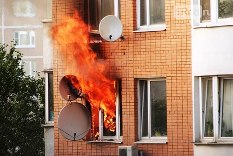 Что делать, если загорелось здание, в котором я нахожусь , фото-5