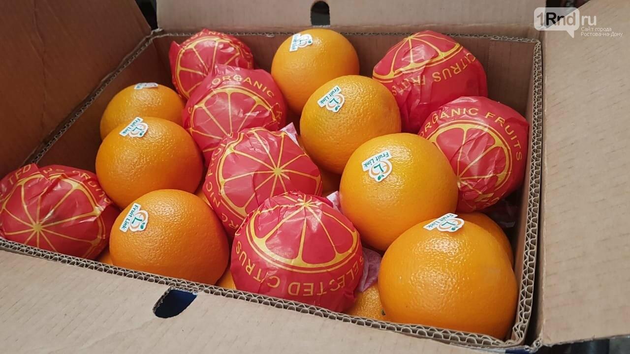 Как выбрать сладкие апельсины, фото-2
