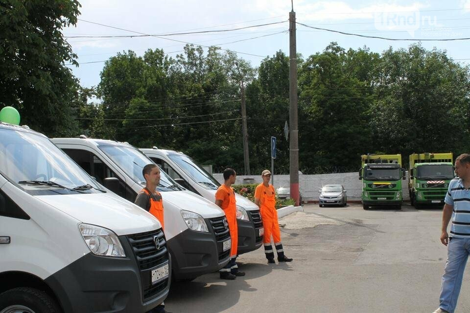 В Ростове-на-Дону «Чистый город» обновил автопарк, фото-2
