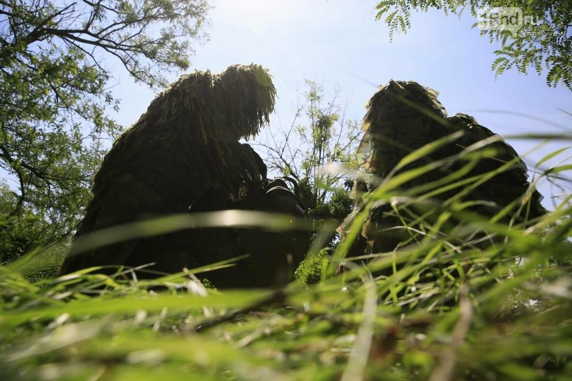 Снайперы Южного военного округа уничтожили более 100 беспилотников, фото-2