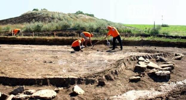 Будущие донские строители примут участие в археологических раскопках, фото-1