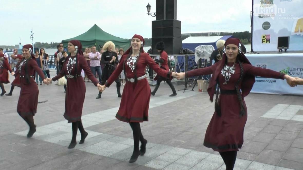 В рамках Дня молодежи на набережной Ростова прошёл эко-праздник, фото-4
