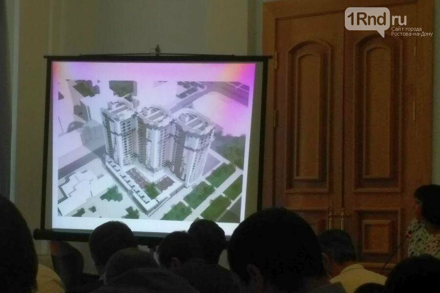 Мэрия Ростова не оставила намерений «продавить» проект застройки Комарова, фото-2