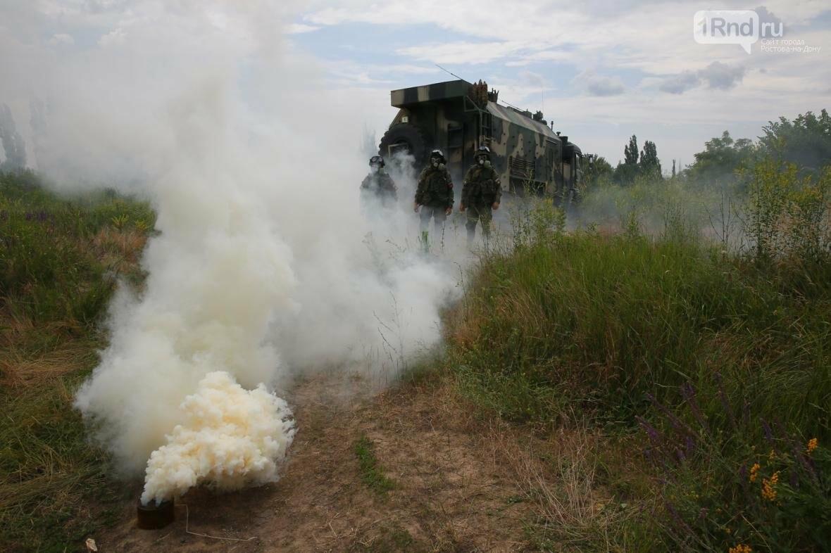 Связисты ЮВО отразили атаку условных диверсантов, фото-8, Фото: пресс-служба ЮВО