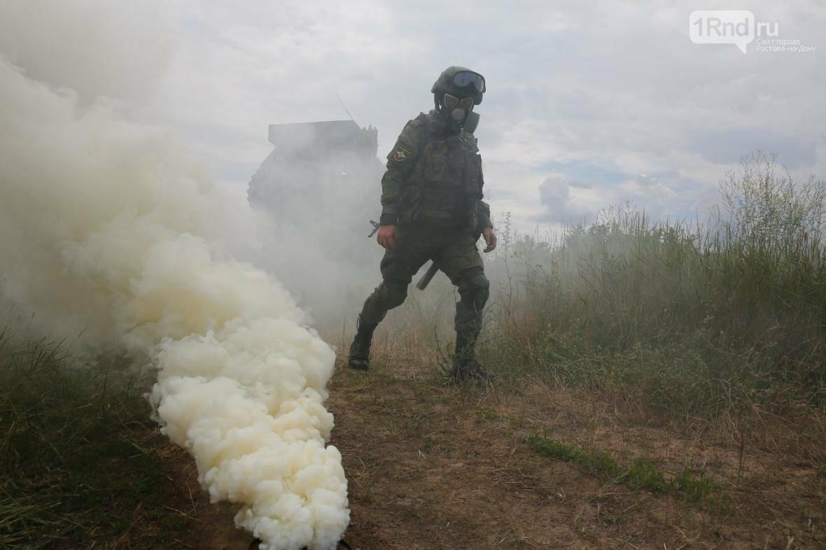 Связисты ЮВО отразили атаку условных диверсантов, фото-7, Фото: пресс-служба ЮВО