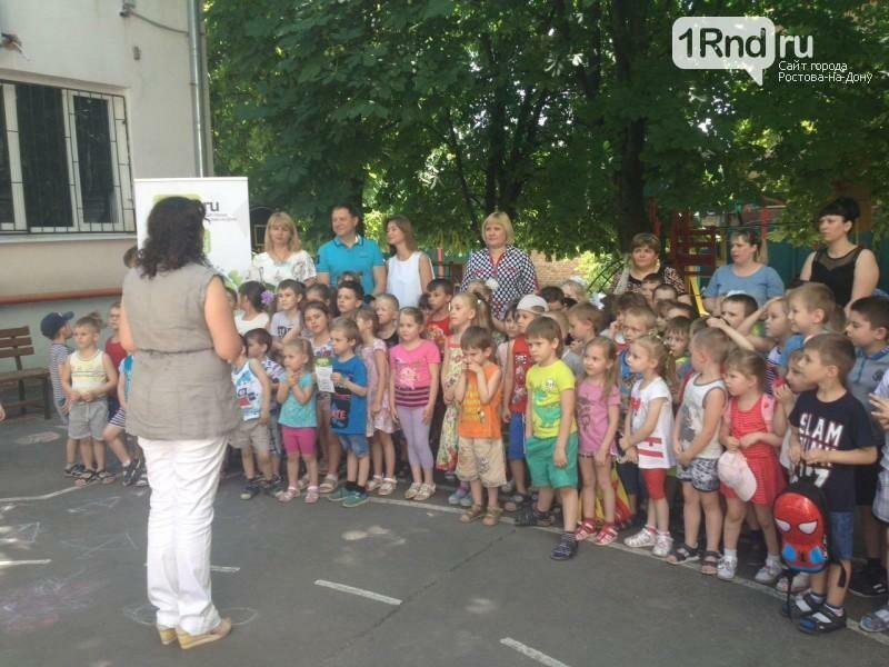 Малыши детского сада «Виноградинка» собрали более полутора тонн макулатуры в Ростове, фото-1