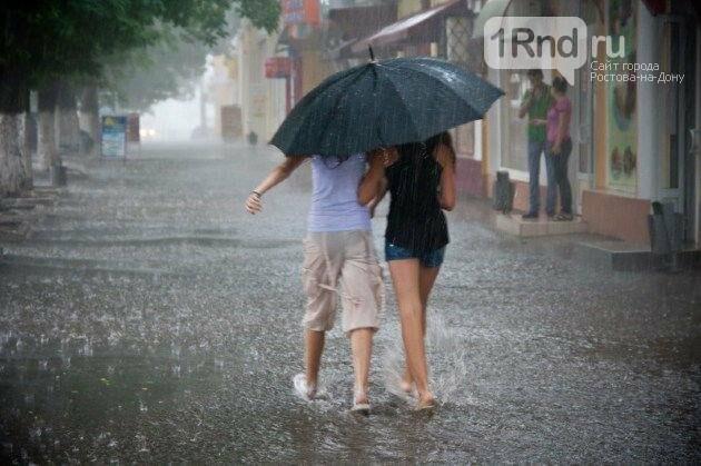 Ливень с грозой и шторм в Таганрогском заливе обещают 4 июля синоптики, фото-1