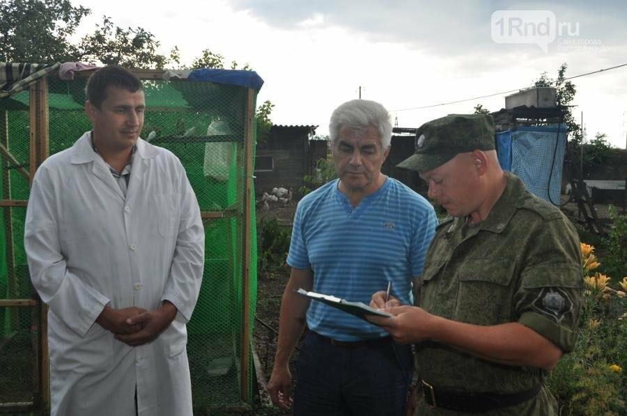 Донские пограничники передали зоопарку Ростова полсотни изъятых на границе попугаев , фото-2