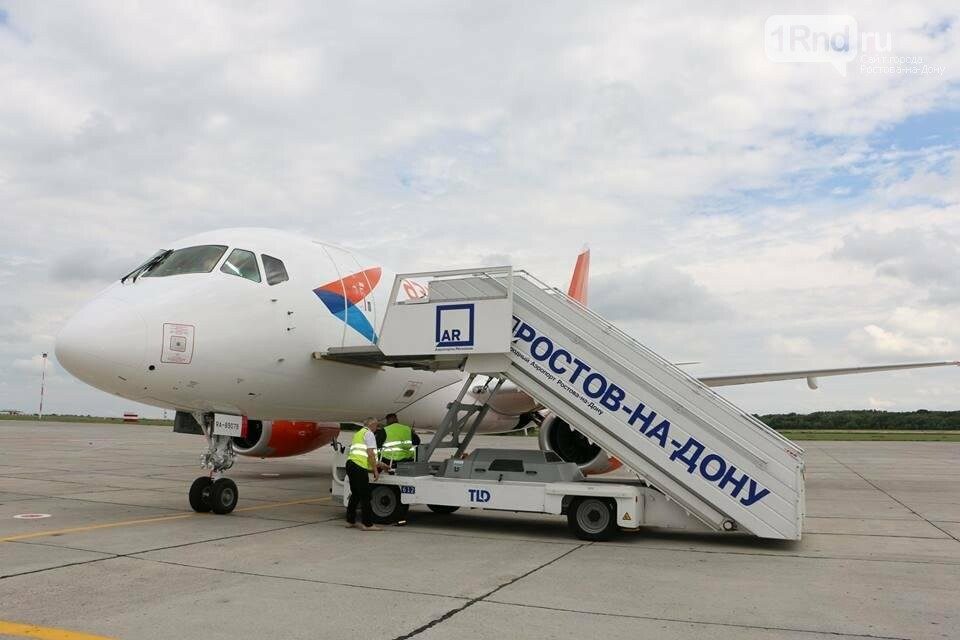 Фото: пресс-служба аэропорта Ростова-на-Дону