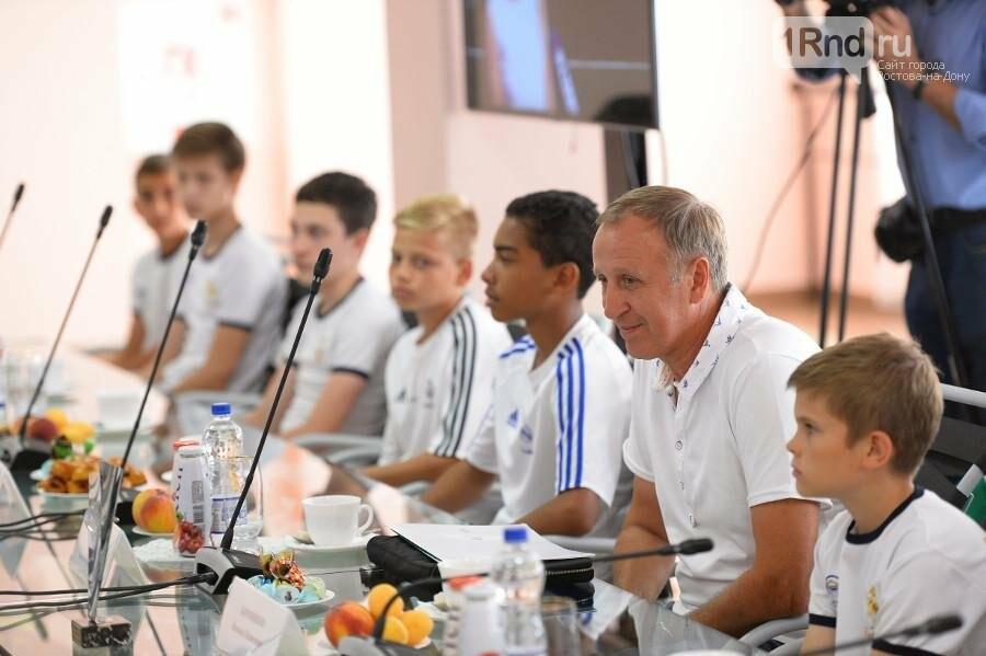 Как в Ростове чествовали победителей Международного футбольного турнира , фото-2