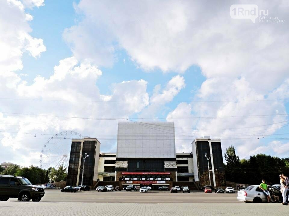В новом сезоне Ростовский театр драмы представит несколько премьер, фото-1, фото Екатерины Серебряковой