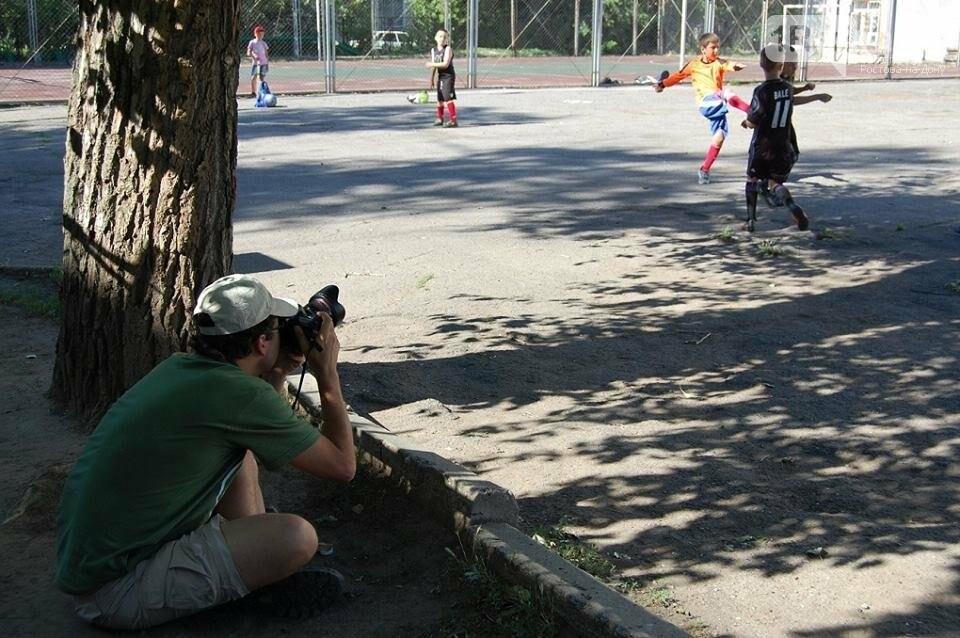 Бразильский фотограф о ростовских мальчишках: «Для футбола нужны только мяч и душа», фото-2