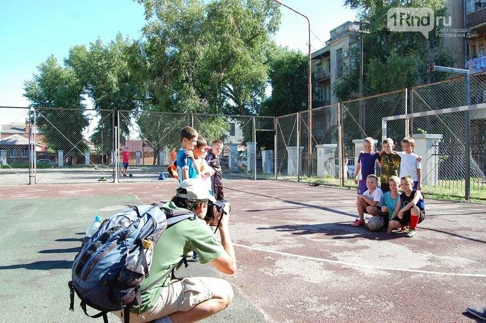 Бразильский фотограф о ростовских мальчишках: «Для футбола нужны только мяч и душа», фото-3