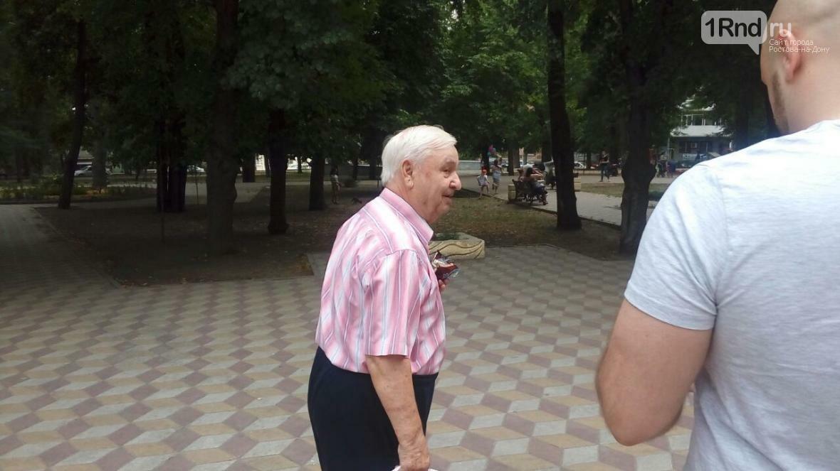В Ростове полиция запретила пикетчикам сбор подписей за реформу общественного транспорта, фото-4