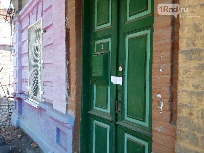 Виновники обрушения дома в Ростове незаконно строили хостел, фото-1