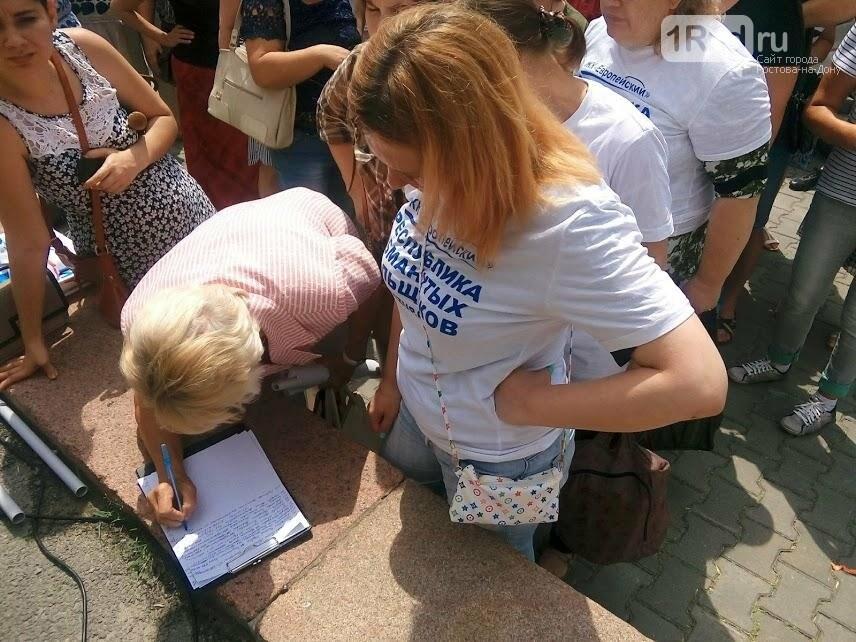 Достройка или отставка: ростовские дольщики выразили недоверие властям, фото-11