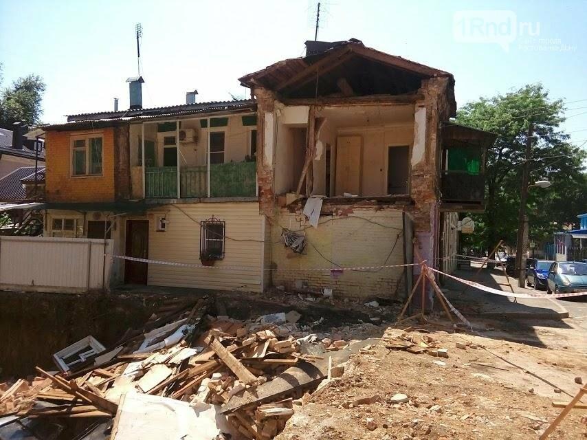 Пока дом не рухнет: жители ул.Серафимовича жаловались властям на опасный самозастрой, фото-2