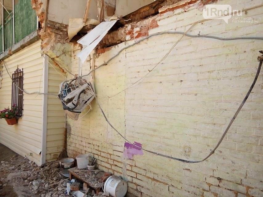 Пока дом не рухнет: жители ул.Серафимовича жаловались властям на опасный самозастрой, фото-3