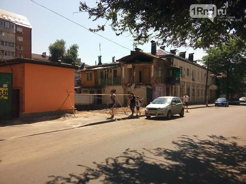 Пока дом не рухнет: жители ул.Серафимовича жаловались властям на опасный самозастрой, фото-1