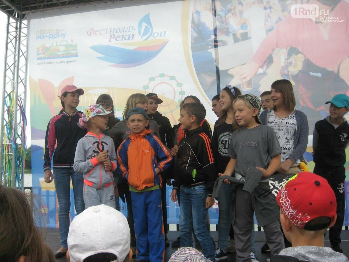 Крупный бизнес Ростова помог детям Донбасса забыть о войне, фото-1