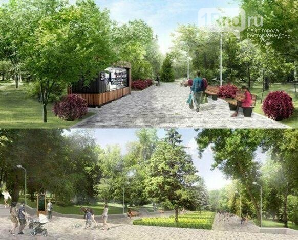 «Парк высоких деревьев и хороших газонов». Представлен проект обновления сквера Собино, фото-2