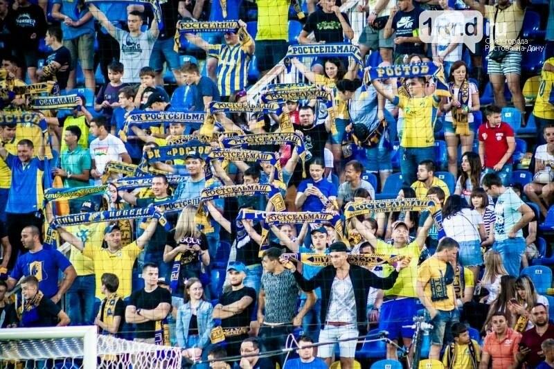 «Ростов» - «Ахмат»: первый домашний матч сезона 2017/18, фото-2, Фото: Саша Савичева / 1rnd.ru