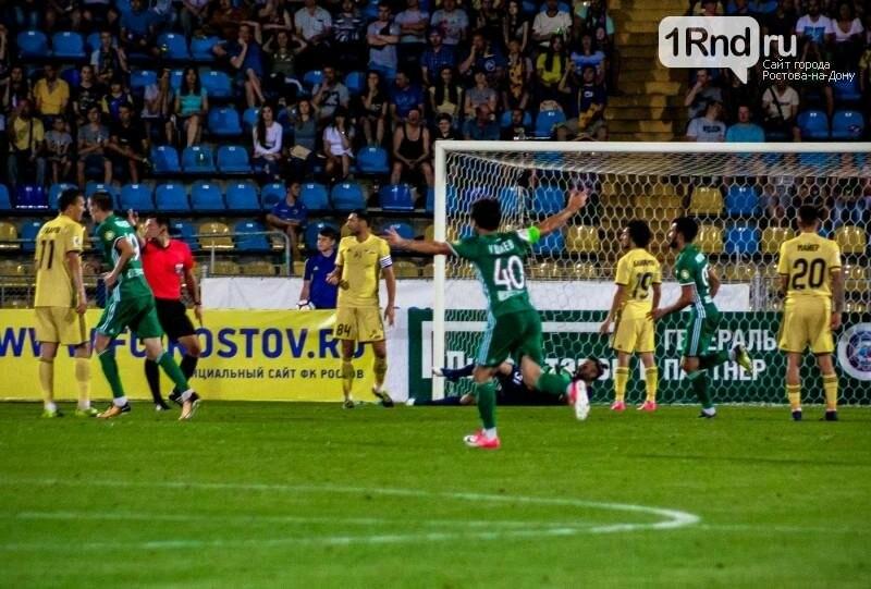 «Ростов» - «Ахмат»: первый домашний матч сезона 2017/18, фото-9, Фото: Саша Савичева / 1rnd.ru