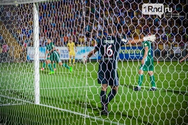 «Ростов» - «Ахмат»: первый домашний матч сезона 2017/18, фото-6, Фото: Саша Савичева / 1rnd.ru