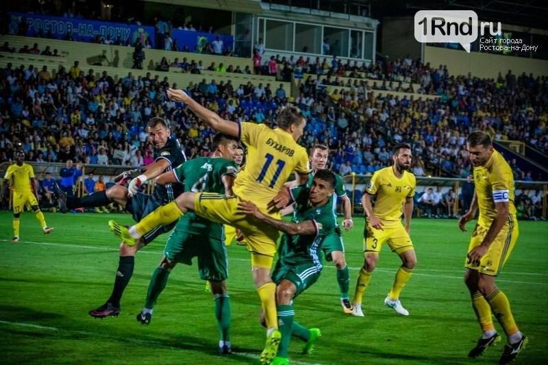 «Ростов» - «Ахмат»: первый домашний матч сезона 2017/18, фото-5, Фото: Саша Савичева / 1rnd.ru