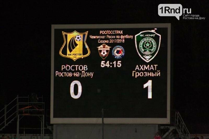 Пока еще не «Мужики». О матче «Ростова» с «Ахматом», фото-3