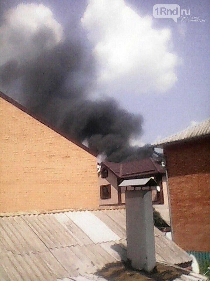 В Ростове на территории бывшего завода «Электроаппарат» произошел пожар, фото-7, Фото: соцсети