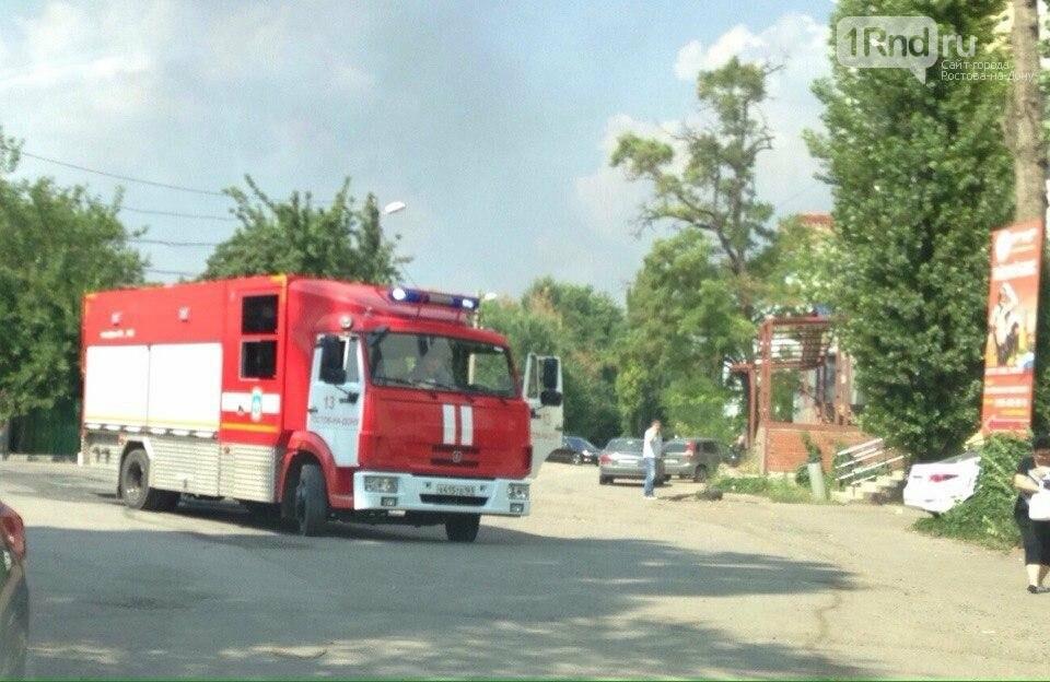 В Ростове на территории бывшего завода «Электроаппарат» произошел пожар, фото-3, Фото: соцсети