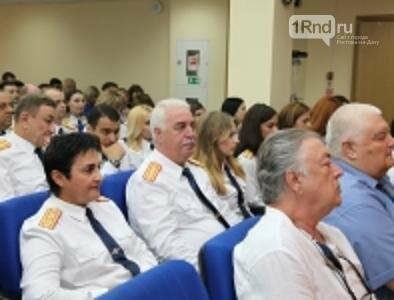 В Ростове в День сотрудника органов следствия наградили молодых следователей и их родителей, фото-1