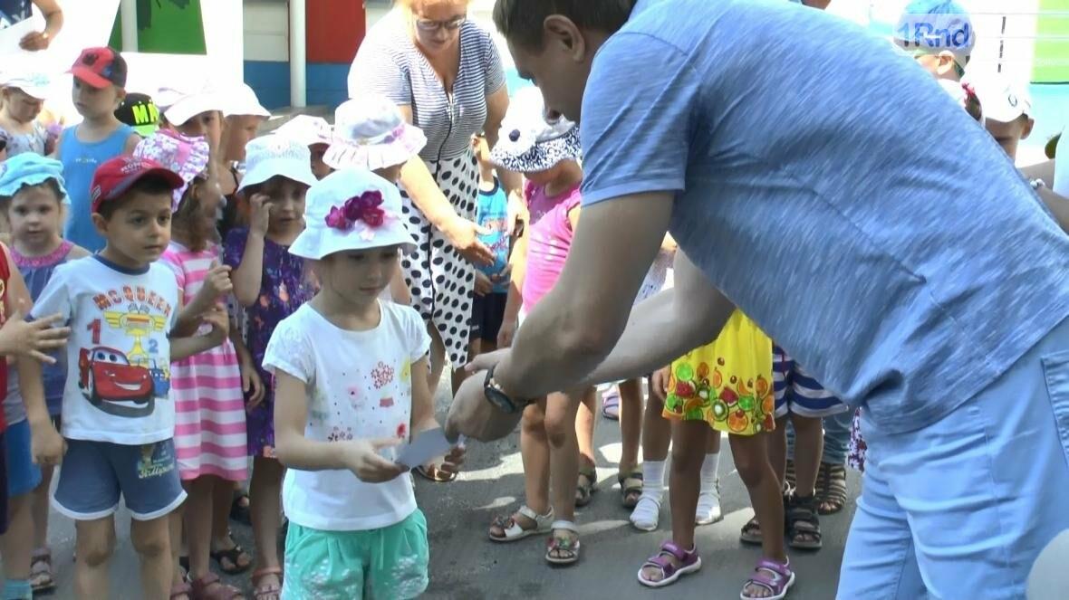 Воспитанники детского сада №12 стали победителями месяца по сбору макулатуры в Левенцовке, фото-15