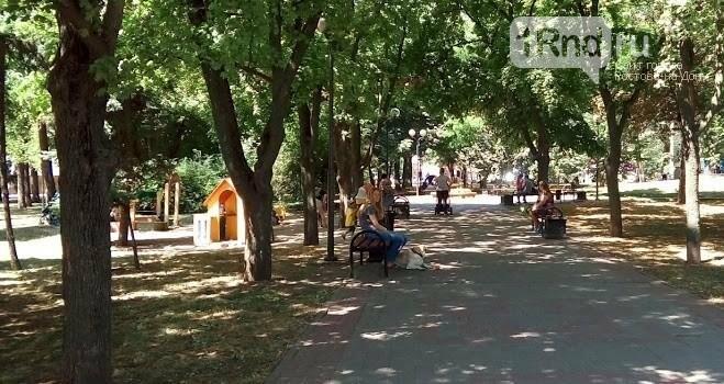 Правило тени: как Ростов-на-Дону переживает экстремальную жару, фото-5