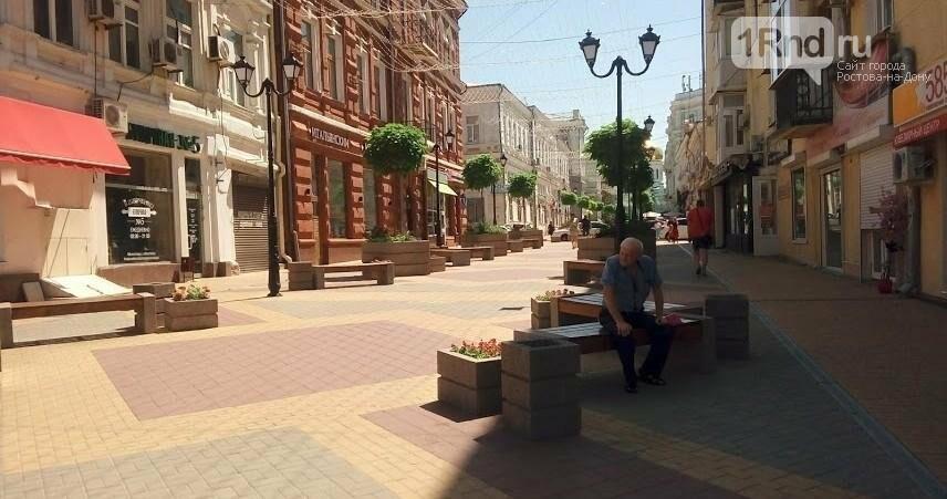 Правило тени: как Ростов-на-Дону переживает экстремальную жару, фото-4