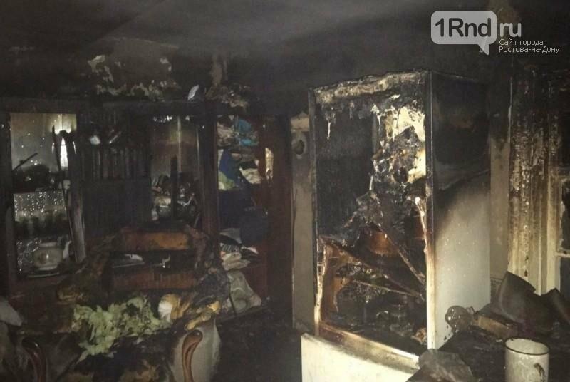 Четыре человека, в их числе двое маленьких детей, погибли при пожаре в Батайске, фото-2