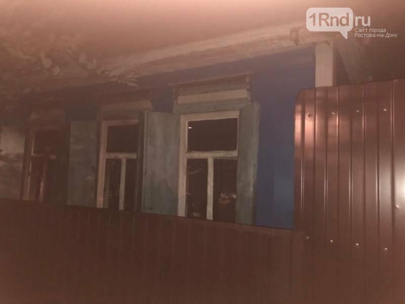 Четыре человека, в их числе двое маленьких детей, погибли при пожаре в Батайске, фото-1