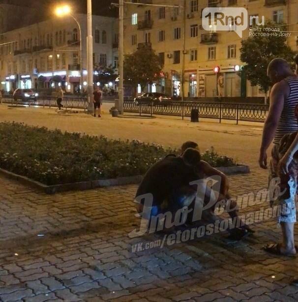 Двое пьяных мужчин спровоцировали драку на Большой Садовой, фото-2