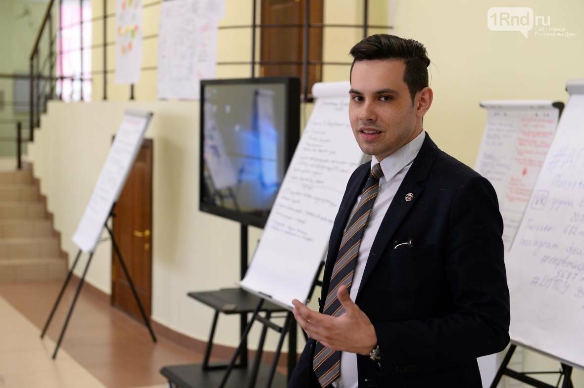 Лучший лектор страны работает в ростовском вузе, фото-1, Фото: предоставлено ДГТУ
