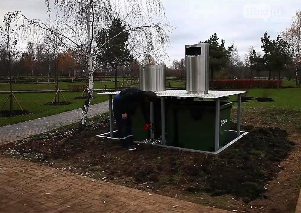 Без зловоний: в Ростове могут появиться заглубленные контейнерные площадки для мусора, фото-1