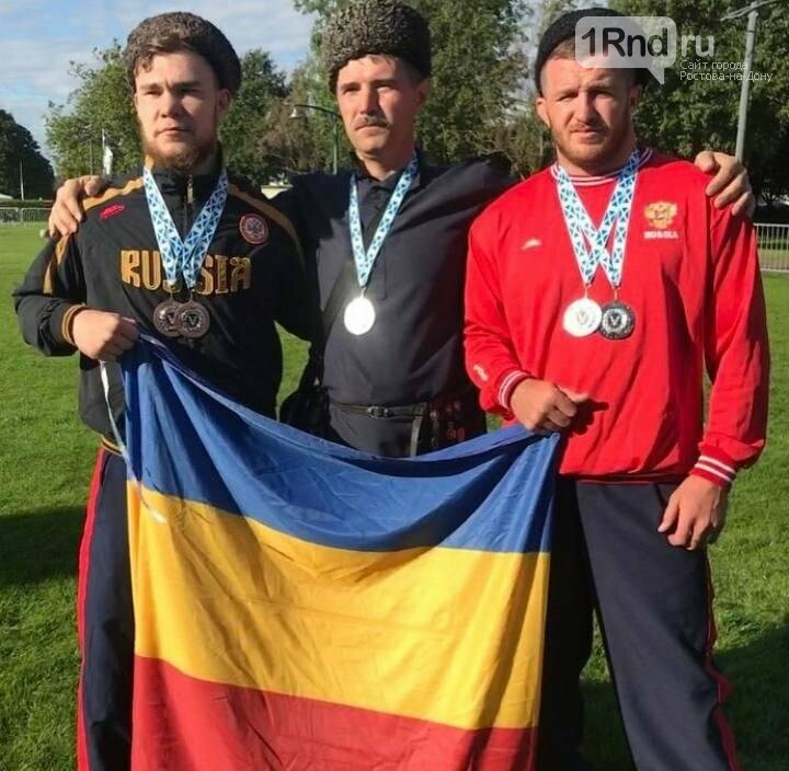 Донские казаки завоевали пять медалей на Горских играх в Шотландии, фото-2