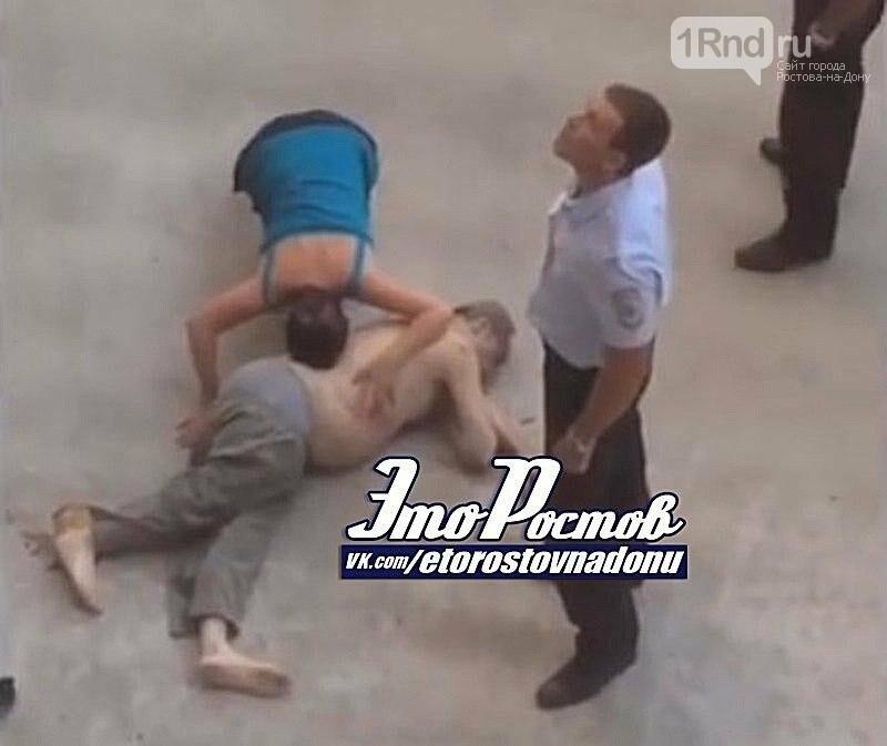 В Ростове мужчина разбился насмерть, выпав с четвертого этажа, фото-1