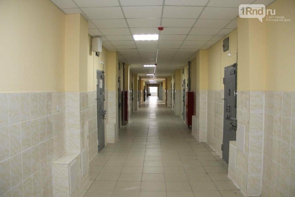 Прокурор Дона и омбудсмен по правам человека проверили изолятор ГУФСИН, фото-2