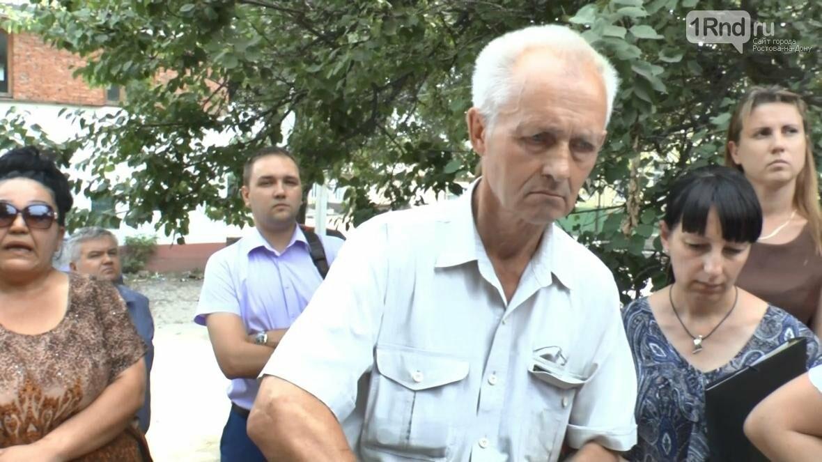 В центре Ростова люди боятся за свои жизни и жилье, фото-5