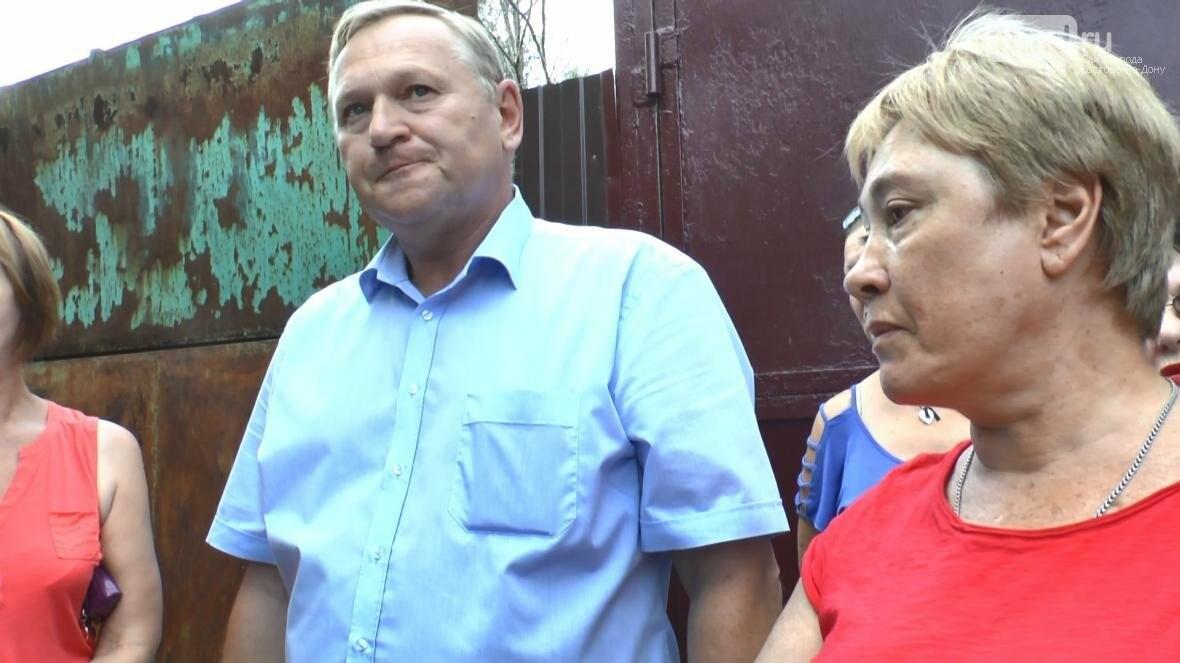 В центре Ростова люди боятся за свои жизни и жилье, фото-12