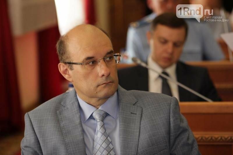 Нового председателя Избиркома представили депутатам Засобрания Дона, фото-1