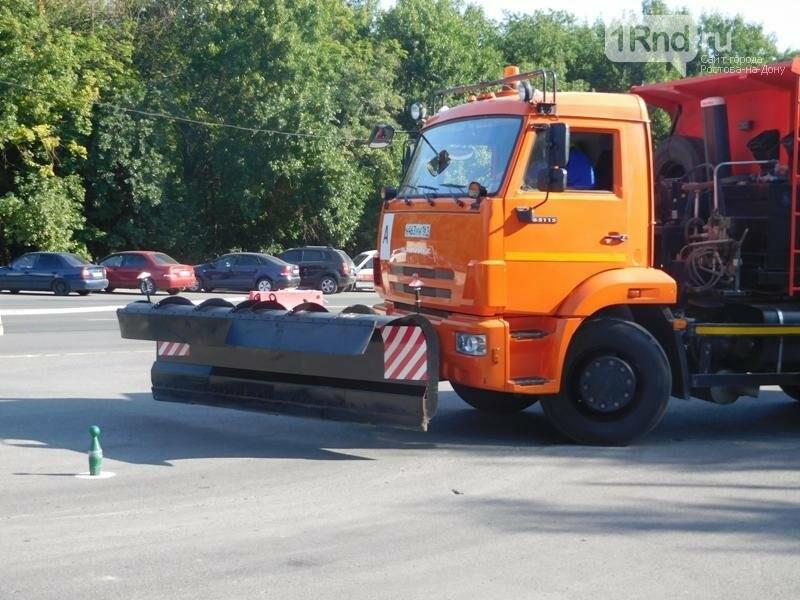 В Ростове выбрали лучших водителей коммунальной техники , фото-2