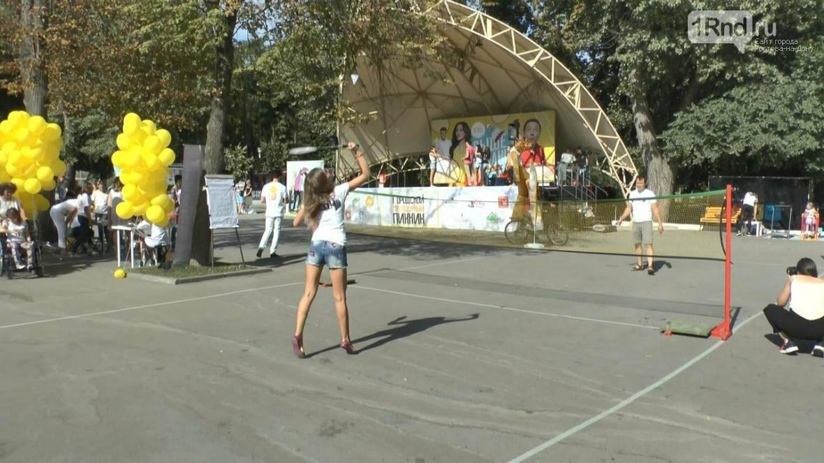 В Ростове прошел городской молодежный ПИКник, посвященный году экологии, фото-4