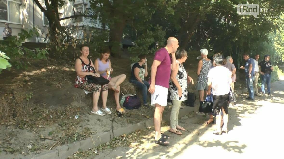 Ростовские коммунальщики рассказали, как начинался пожар 21 августа, фото-1